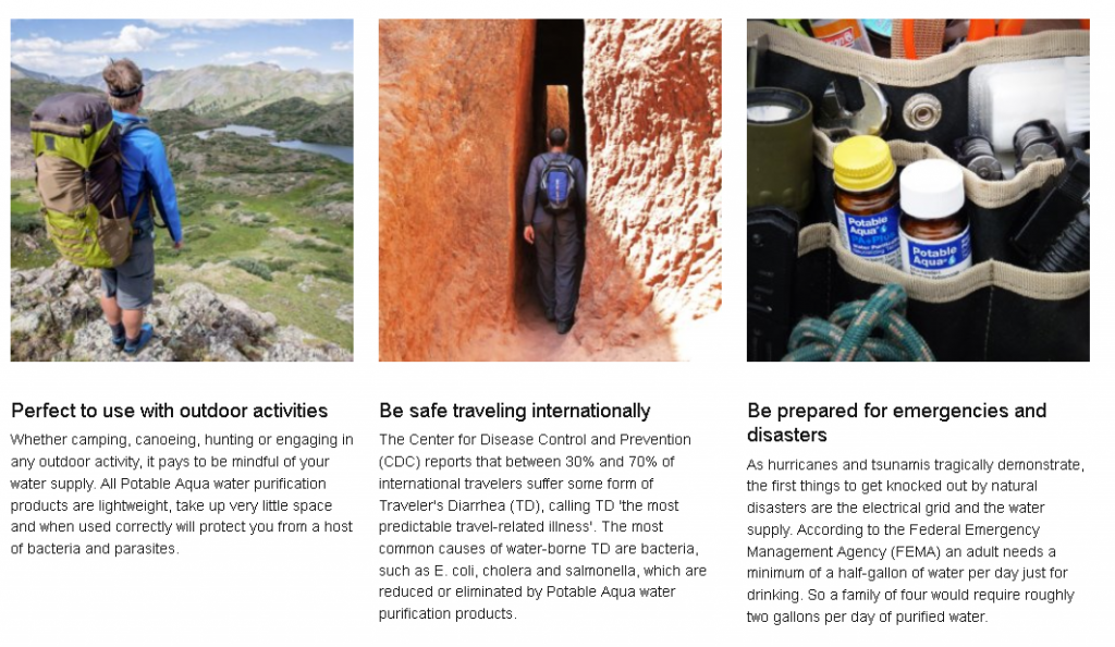 POTABLE AQUA PA+Plus Water Purification Review