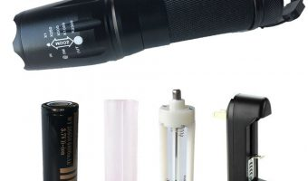 Best Brightest Flashlight Review 2017-Tactical Flashlight