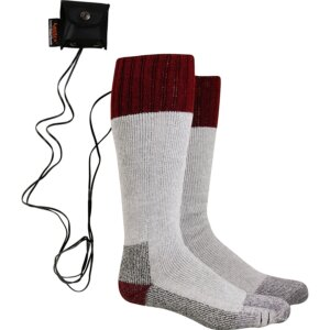 7 Best Heated Sock Reviews- Buyer Guide (Updated Dec, 2019)
