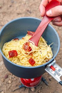 Simple Camping Recipes - Beyond Spaghetti