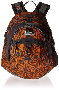 Backpack 2017 Styles 5 interior slip, 5 exterior Pockets
