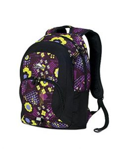 Backpack Large, multi-compartment design