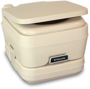 Dometic 301096202 Tan Portable Toilet