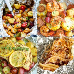 Best Camping Recipes-Easy Camping Food Ideas