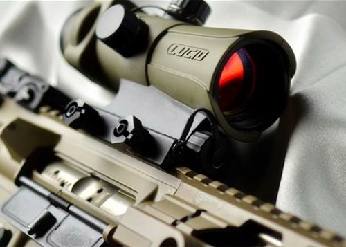 LUCID HD7 Red Dot Sight, Gen III (HD7) Review