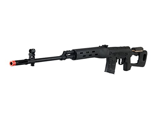 A&K SVD Dragunov Spring Airsoft Sniper Rifle reviews
