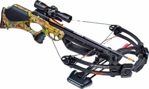 Barnett BCX Buck Commander Extreme CRT Crossbow Package