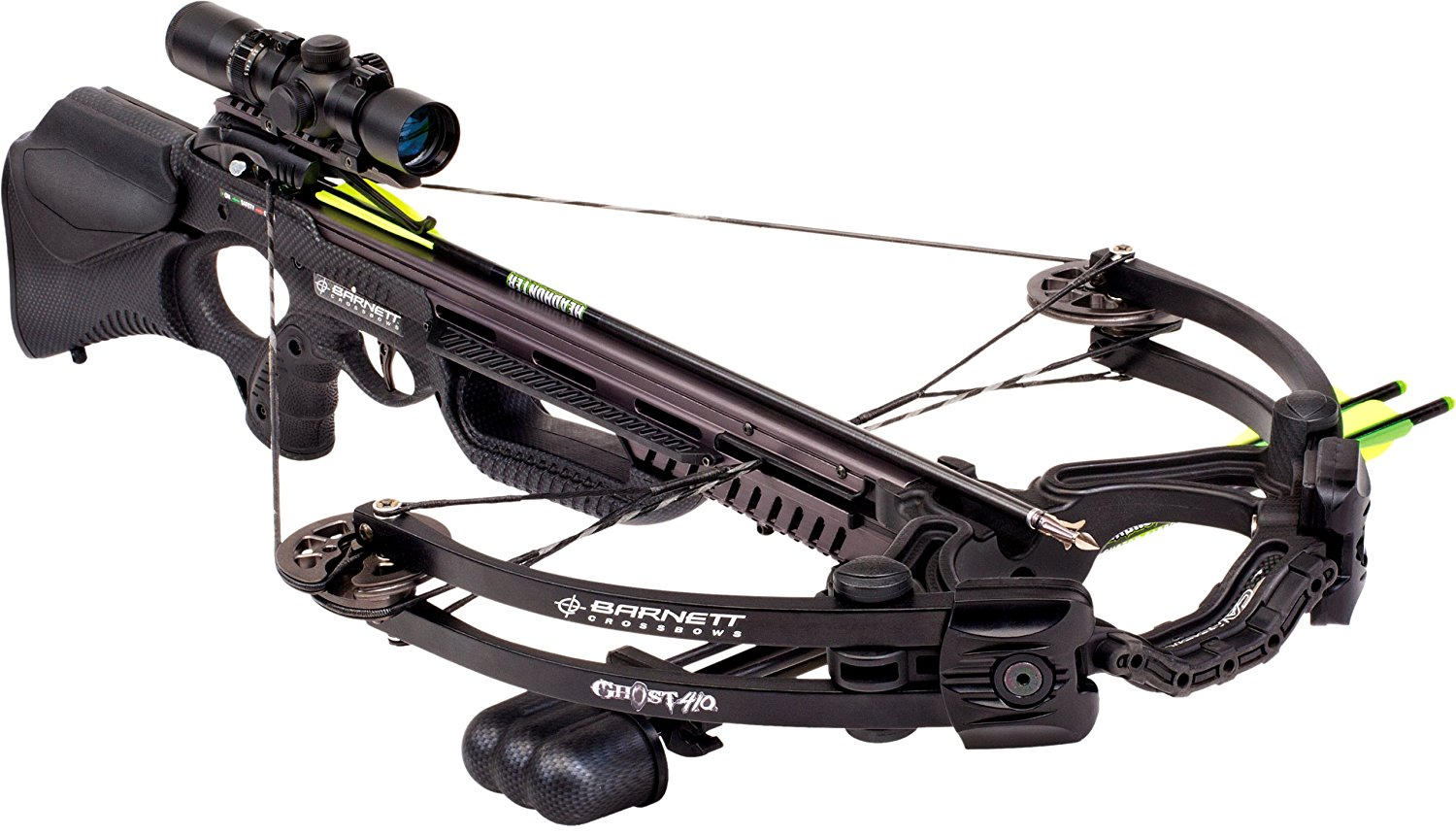 Barnett Ghost 410 Crossbow Package