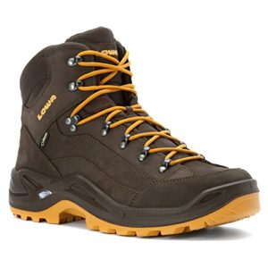 LOWA Men's Renegade GTX Mid Hiking Boots Review