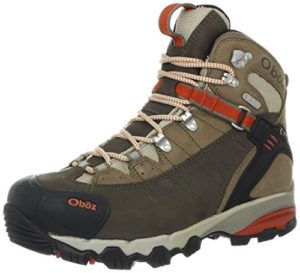Oboz Women's Wind River II BDry Backpacking Boot