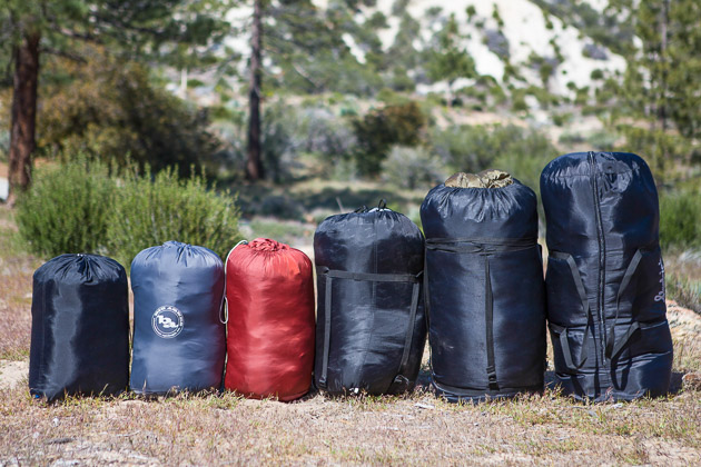 General Necessities for Camping