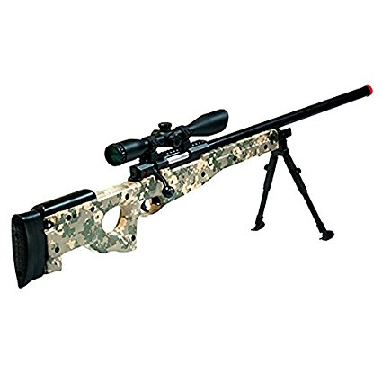 UTG AccuShot Competition Shadow Ops Sniper Rifle reviews