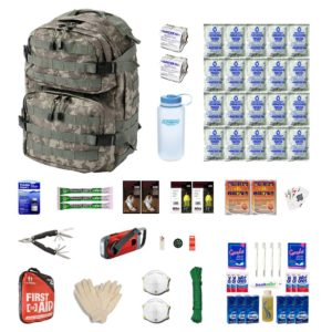 Urban Survival Kit Two For Earthquakes, Hurricanes, Floods, Tornados, Emergency Preparedness