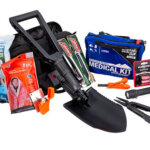 Vehicle Emergency Kit-Vehicle Emergency Bag List