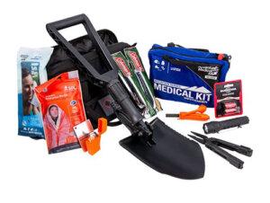 Vehicle Emergency Kit-Vehicle Emergency Bag List