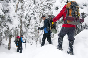 How to Plan for a Winter Hike