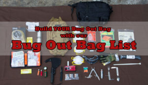 Bug-Out Bag List Ultimate Guide