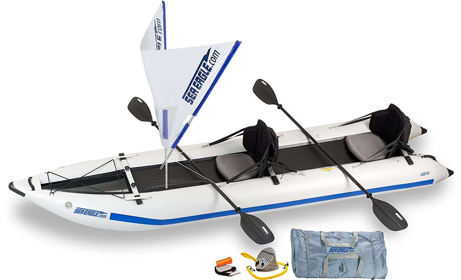 Why Seaeagle Inflatable Kayaks are Better than Conventional