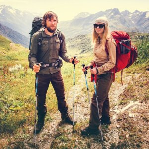 9 Best Trekking Poles Reviews-Buyer Guide (Updated Nov, 2019)