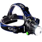 Best Headlamps Reviews for Camping,Hiking and Running
