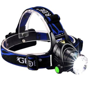 8 Best Headlamps for Camping, Hiking (Reviews& Buyer Guide 2020 )
