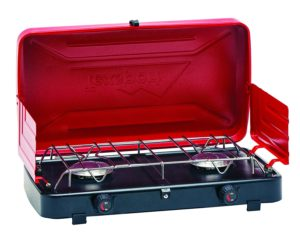 Power of a High Quality Texsport Dual Burner Propane Stove