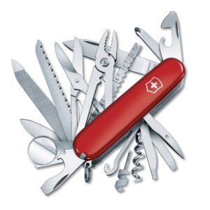 Victorinox Swiss Army Work Champ Pocket Knife