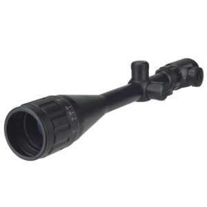 BESTEK 6-24x50mm AOEG Rifle Scope Red/Green Illuminated Mil-dot Reticle Crosshair Handgun Scope Review