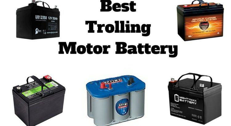 Best Trolling Motor Battery Reviews