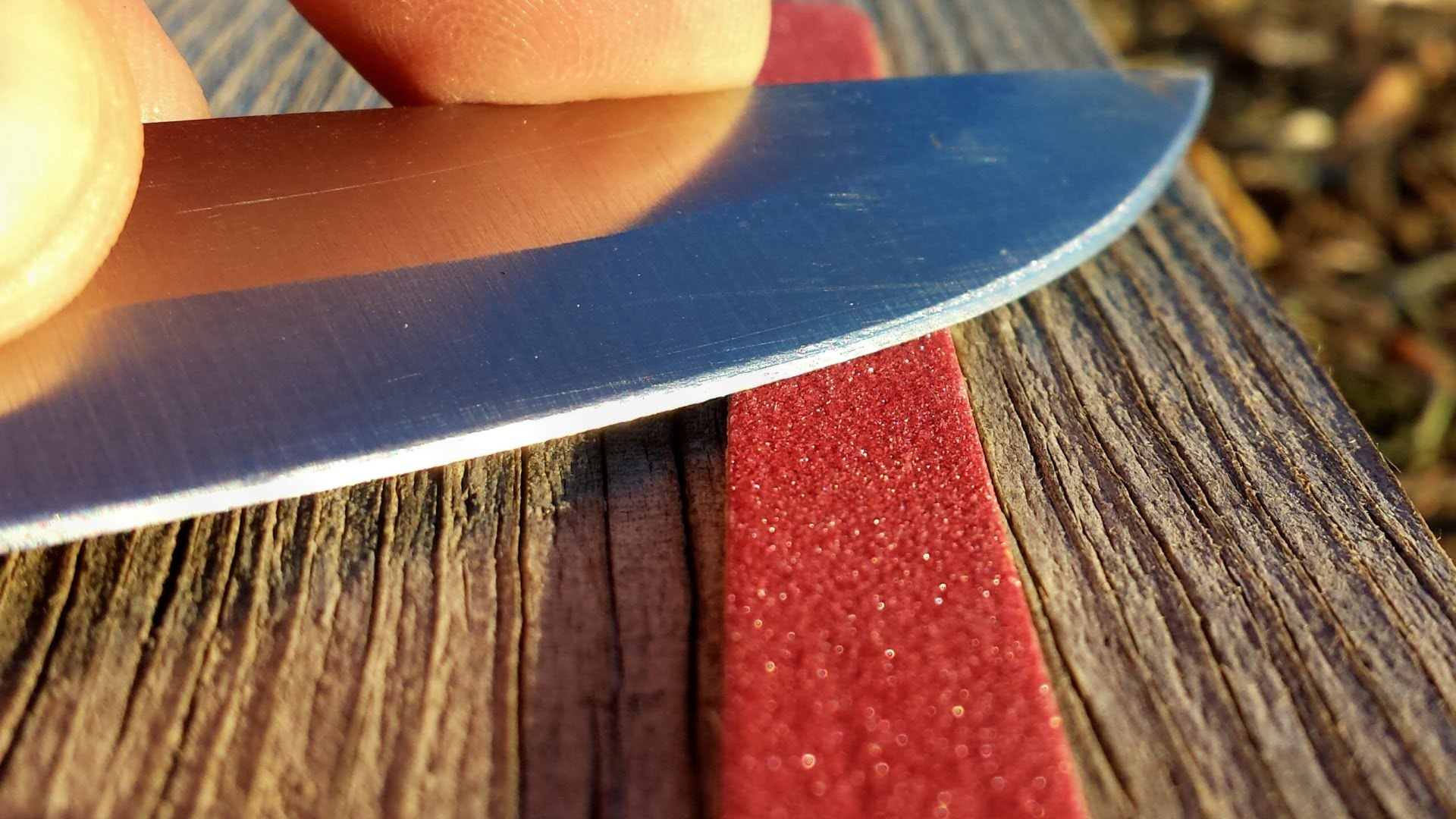 Best Way To Sharpen A Knife – Easy To Follow Knife Sharpening Guide
