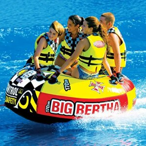 6 Best Towable Tube Reviews-Buyer Guide Updated May, 2020