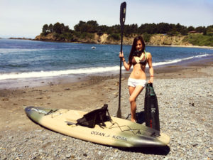 Points you ought to know about how to kayak in the ocean.