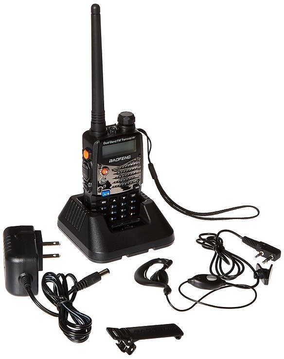 Baofeng UV5RA Dual Band Transceiver