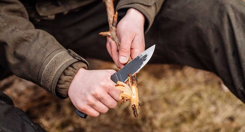How to Care For Your Bushcraft Knife Knowing how to care for your Bushcraft Knife, no matter the type will help you greatly improve the lifespan of that knife; be it stainless steel, carbon steel, or whatever type of knife it is. Your ability to take care of your knife will help make it useful when you most need it. This is probably the most important aspect of owning a knife. We all expect our bushcraft knives to be effective and durable, but if your knife is not properly taken care of, rust and other damages can cause it not to function properly. There are few ways on how to care for your Bushcraft Knife, and they are; Store your knife safely: proper storage helps to keep your knife functioning. Any moist on a knife can cause that knife to become defective. Moisture could make it rust and become blunt, so it is best to store it in a very safe, clean and dry place where moisture can't damage it. Any time your wet fingers or any wet material touches or handles your knife, always wipe it clean with a dry cloth before putting it away. When hunting in the rain or a rainy weather, a weatherproof case is best for storing your hunting knives. Constantly wipe the blade(s): no matter the type of Bushcraft Knife you own and use, it is always advisable that you wipe off the surface of the blade daily to avoid rust of any form from clustering on the knife. Stainless steel products are prone to rust and any other damages if not properly cared for, so for optimum satisfaction and results, it is best to use a cotton cloth specifically to wipe your Bushcraft Knife with little drops of silicone oil which will greatly increase the lifespan of that knife. For those of you using multi-tools, flush off dirt from the joints: with constant carrying around of your Bushcraft Knife in your pocket, the hinges, and the joints are most likely to become clogged with different types of dirt and debris. This dirt and debris can affect the joints badly, so it is recommended that you flush them thoroughly after every use. There are several things that you can use to flush the joints, and the most common of them is a hose or a kitchen sprayer. Use a hose or sprayer to flush out all of the dirt particles from the hinge and joints of the knife. You can also use compressed air to flush out dirt particles from within the hinges. Just ensure that you dry the knife properly after cleaning to void rust from clustering on your Bushcraft Knife. After cleaning and flushing, it is good to oil the hinges and steels of the knife to increase the lifespan of the knife greatly. Following these simple steps, your Bushcraft knife, or any other knife for that matter, will give you years of enjoyment and service to last a lifetime.