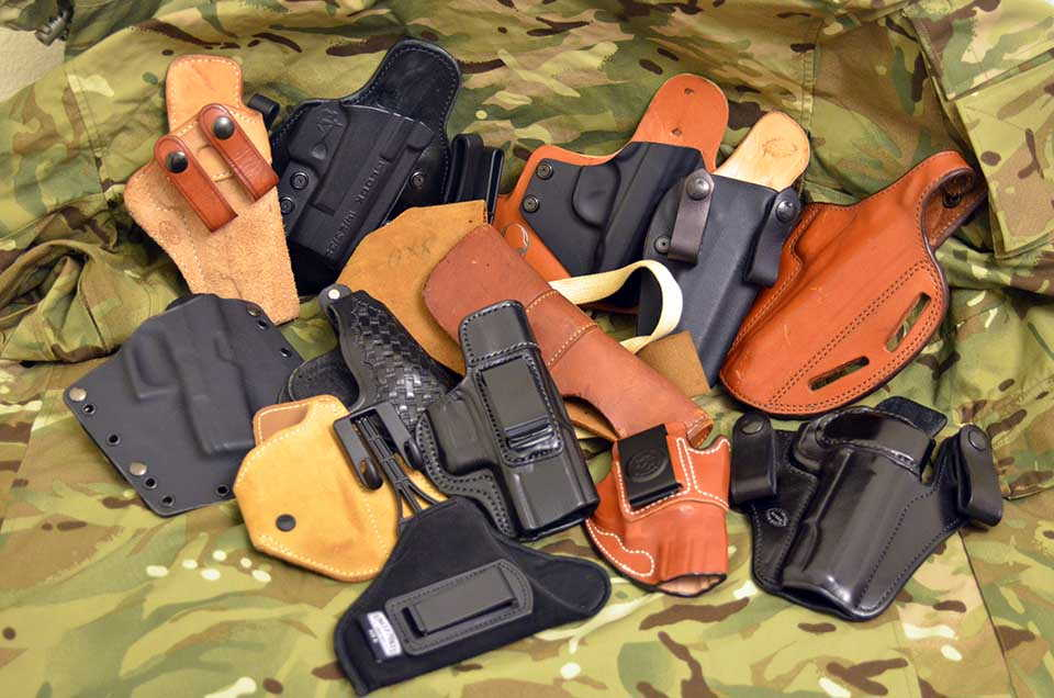 Know About the Material of the Holster