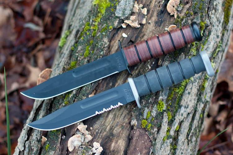 Serrated Edge vs. Straight Edge Knife