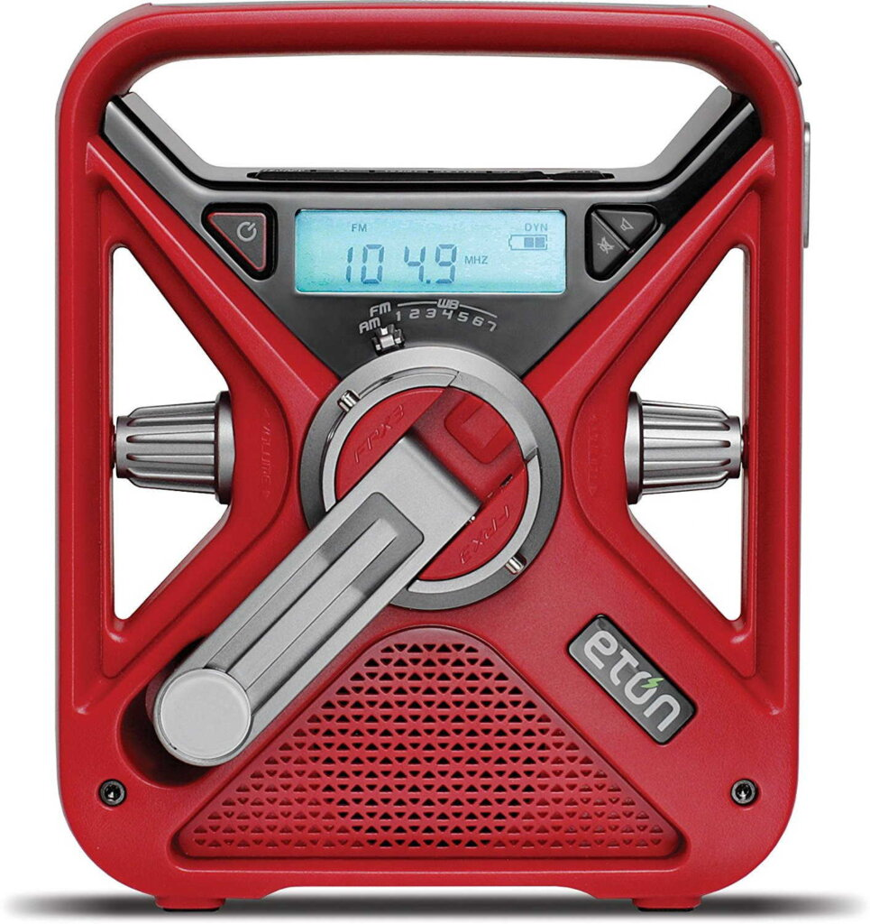 The American Red Cross FRX3 Hand Crank