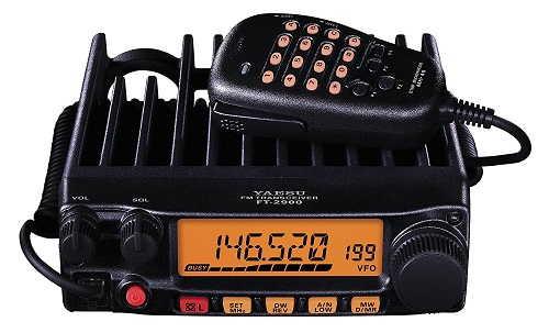 Yaesu FT-2900 Amateur Ham Radio