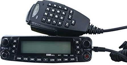 Zastone Quad Band Transceiver 10M/6M/2M/70cm VHF/UHF MP800 Two Way and Amateur Radio