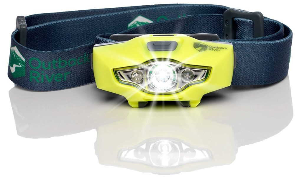 BrightSpark Compact LED Headlamp