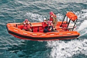 Boat Emergency: How to Call for Help