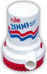 Rule 10 Marine Rule 2000 Marine Bilge Pump Review