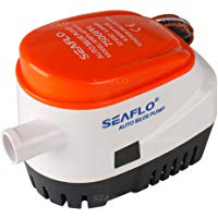 Seaflo Automatic Submersible Boat Bilge Water Pump 12v 750gph