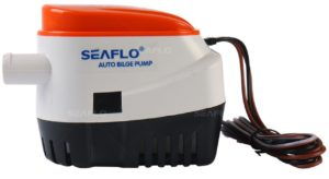 12v Seaflo Automatic Submersible Boat Bilge Water Pump