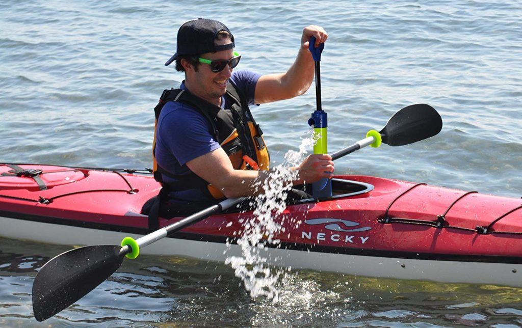 Seattle Sports Paddlers Bilge Pump