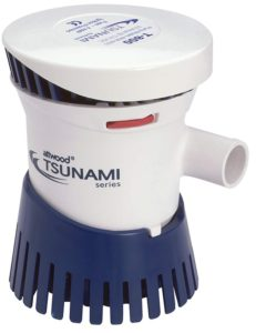 attwood Tsunami Manual Bilge Pump