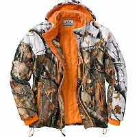 Timber Line Insulated Softshell Camo Jacket