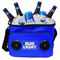 Bud Light Soft Cooler Bluetooth Speaker