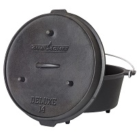 Camp Chef Deluxe Dutch Oven
