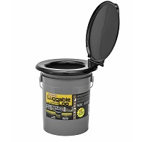 Reliance Portable 5 Gallon Toilet